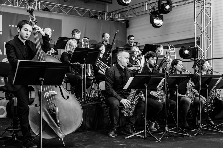 Big Band conservatoire avignon