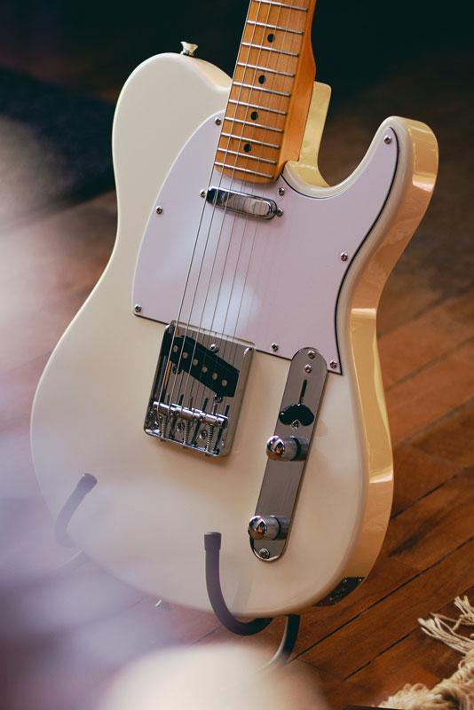 Photographe-guitare