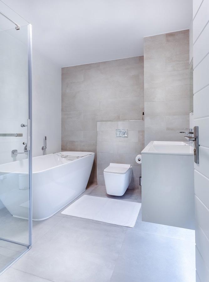 photographe salle bain hotel luxe Provence France