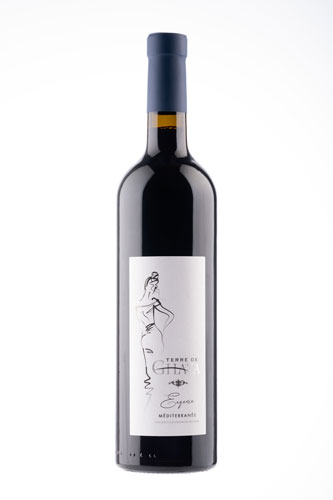 photographe bouteille vin rouge